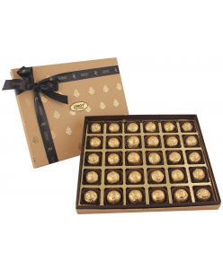 Box of 30 assorted Sugarless chocolates