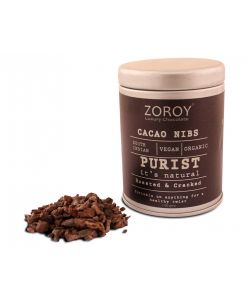 ZOROY Purist collection natural Coco beans/ nibs/ Granulas, 100 gms
