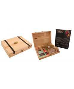 The PURIST Hamper box with Bean to Bar concept chocolates