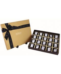 Box of 20 Dark choocolates
