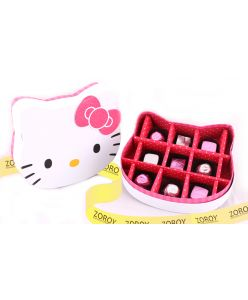 Hello Kitty Box with chocolates