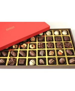Signature Deluxe Red - 40 chocolates
