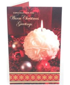 Christmas New Year Gift Card