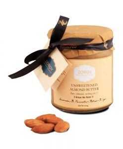 Unsweetened Pure Almond Butter spread- 200 Gms