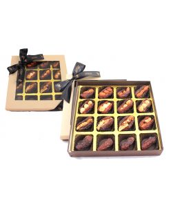 Ramadan Box with 16 dry fruit Dates