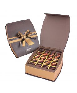 Ramazan exclusive Leather finish Dates Box of 20