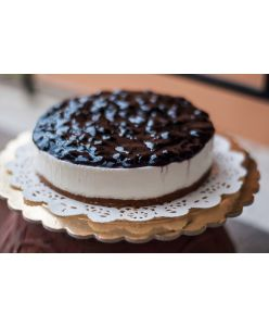 ZOROY Eggless Blueberry Cheesecake - Delivery In Bengaluru Only