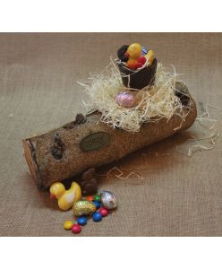 ZOROY Chocolate Mini Cup Easter Nest