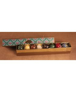 ZOROY Chocolate Easter Floral box of eggs