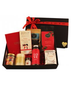ZOROY Luxury Chocolate Valentine Love Well wisher box