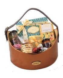 The Prestige Hamper of chocolates and variety of assorted goodies