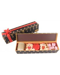 Long Valentine Box of Passionate Love