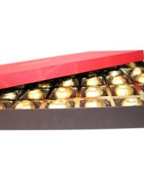 Sugarless Deluxe Red - 40 chocolates