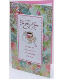 Mothers Day Greetings Card- Your are so special